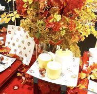 アステロイドで祝う敬老の日の食卓(岩田屋アリタポーセリンラボ) - Table & Styling blog