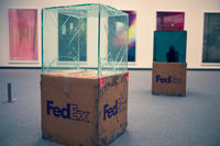 「FedEx」ワリード・ベシュティ  あいちトリエンナーレ2019 - え~えふ写真館