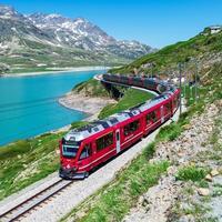 スイスハイキングとオーストリア旅行記まとめ - エーデルワイスPhoto