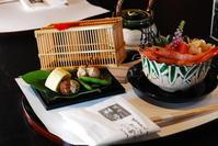 外国からのお客様用秋のランチ - 懐石椿亭 公式weblog北陸富山の懐石料理屋