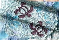 キルティング終わり〜... - ほっと一息・・~Sakura's Hawaiian QuiltⅡ
