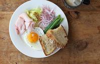 サンドイッち朝ごパン - Nasukon Pantry
