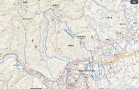 黒尾根から日和田山へ - デジカメ写真集