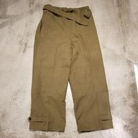 "~1950'S "" FRENCH MILITARY "" MOTOR CYCLE OVER PANTS!! - BAYSON BLOG"