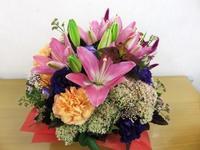 フラワーアレンジメント - 大阪府茨木市の花屋フラワーショップ花ごころ yomeのブロブ