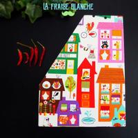 『かわいい ファイルボックス』 - カルトナージュ教室 & ハンドクラフト教室 ~ La fraise blanche ~ ラ・フレーズ・ブロンシュ