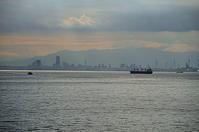 東京湾夕立の予感 - 風の香に誘われて 風景のふぉと缶