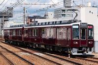 (( へ(へ゜ω゜)へ< 阪急8200系試運転列車 - 鉄道ばっかのブログ