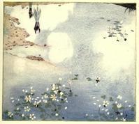 Maxwell Armfield画:The flower book③ - Books