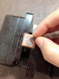 作品展での販売グッズ - 書道家蓮花の きょうの筆文字