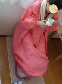 『生理が来ました!』 - 鶴岡市【ビワキュー・足つぼ・ボディケア・よもぎ蒸し】自然療法セイノ