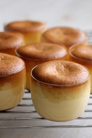 みのすけさんの「蜂蜜かすてらプリンケーキ」 - Takacoco Kitchen