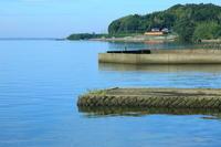 穏やかな湖面に - ゆる鉄旅情