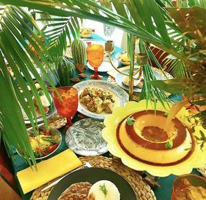 元外交官夫人によるブラジル料理とおもてなしの極意 - Table & Styling blog