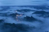 雲海~幽玄の吉野山 - katsuのヘタッピ風景
