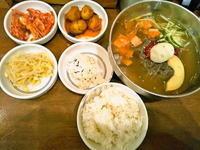 大阪市 本格韓国料理店 アリラン - 転勤日記