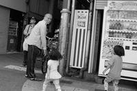 西成スナップ#8 - 父ちゃん坊やの普通の写真その3