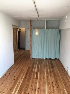 606号室 巣みか 内覧会終わりました(^^) - 福岡市南区清水町 管理の良い賃貸 玉川ビル