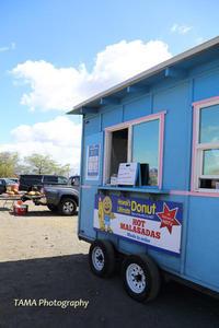 マラサダ販売トラック@2019ハワイ島 - TAMAの卵