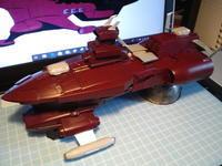 0914 - Hyper weapon models 模型とメカとクリーチャーと……