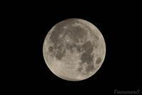 中秋の名月 - 今日の空+α2