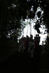 竹内神社例大祭 - 四季の色 -Colors of the Four Seasons