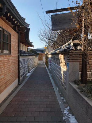 2019年2月 韓尚洙刺繍博物館 - ほんわかな気分 2