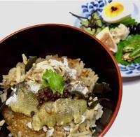 リクエストは鮎ご飯 - 赤煉瓦洋館の雅茶子