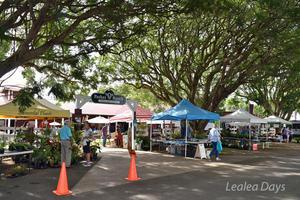 パーカーランチのファーマーズマーケット@Hawaii 2019.08 - Lealea Travel Days