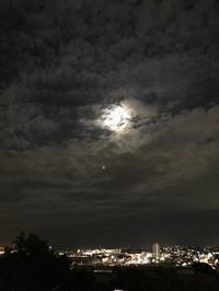 中秋の名月の後の魚座の満月。 - プランテプラネットのブログ。ここからもうちょっと