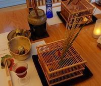 秋の前菜 - 金沢犀川温泉 川端の湯宿「滝亭」BLOG