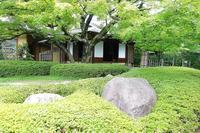 福岡市文化交流公園松風園(その2) - レトロな建物を訪ねて