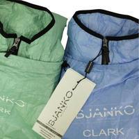 BJANKO ビヤンコ Tyvek®️ タイベック®️ 中綿ベスト ブルー&グリーン - 下町の洋服店 krunchの日記