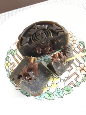 スタバの月餅、エスプレッソと海の塩味 - 桃的美しき日々(在、中国無錫)