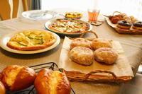 スタートアップピザ・ドーナツ - 小麦の時間   京都の自宅にてパン教室を主宰(JHBS認定教室)