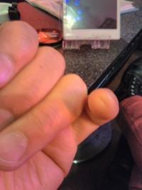 ギターリストの指? - 69 ROCK YOU ロックユー