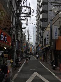 蒲田の飲み屋街 - わたしの好きな物