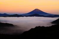 令和元年9月の富士(12)箱根の秀麗富士 - 富士への散歩道 ~撮影記~