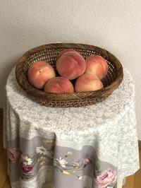 秋の果物2019 - 秋田 蕗だより