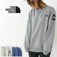 THE NORTH FACE [ザ・ノース・フェイス] Spuare Logo Crew [NT61931] スクエアロゴクルー(メンズ)・長袖・クルーネック・ロゴTシャツ・スウェット・MEN'S - refalt blog