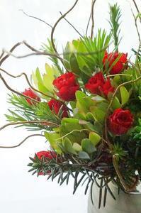 ぢつは…の裏メニュー(^^♪ - お花に囲まれて