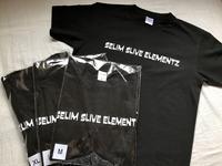 Selim Slive ElementzのTシャツができました! - Selim Slive Elementz Official Blog It's about that time