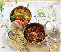 焼きそば・チャーハン弁当と今週の作りおき♪ - ☆Happy time☆