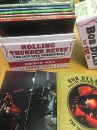 CDレビュー『ローリング・サンダー・レヴュー:1975年の記録』ボブ・ディラン - 旅行・映画ライター前原利行の徒然日記