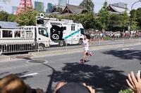 オリンピック選考マラソンとお祭り - 老いの食卓