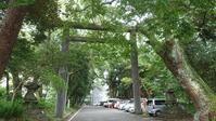 夏休み4日目山内神社@高知県 - 963-7837