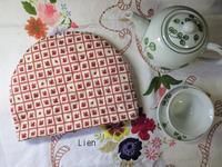 かわいい民芸調のティコゼー 5 - Lien Style (リアン スタイル)
