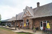 プリンス・エドワード島ツアー(23)ケンジントン駅舎跡 - たんぶーらんの戯言