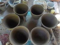コーヒーカップ(No.92) - 薪窯冬青 犬と山暮らし