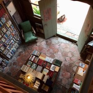 嘉義、彰化への小さな旅 2(鹿港の素敵な古書店) - そこはかノート ー台湾つれづれー